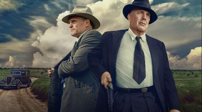 The Highwaymen Netflix Film Review