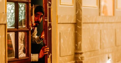 Hotel Mumbai Film Review