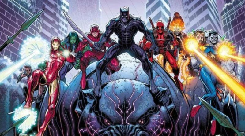 Marvel Previews Round-Up June 2019