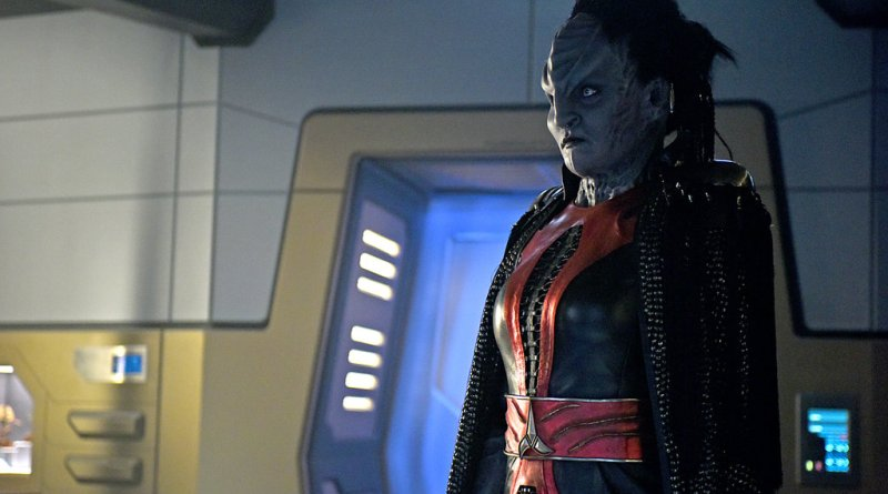 Star Trek: Discovery Season 2 Episode 12 Recap Through the Valley of Shadows