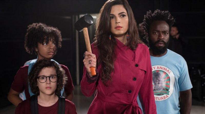 Samantha! Season 2 Review - Brazilian Netflix Series | Ready