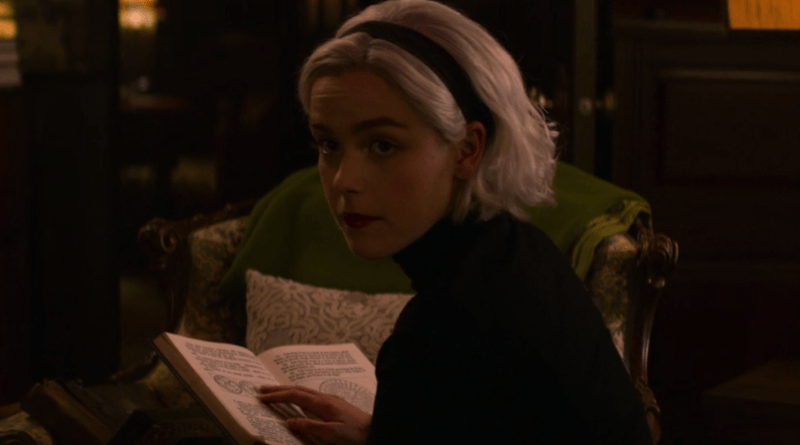 Chapter 13 The Passion of Sabrina Spellman - Chilling Adventures of Sabrina Part 2