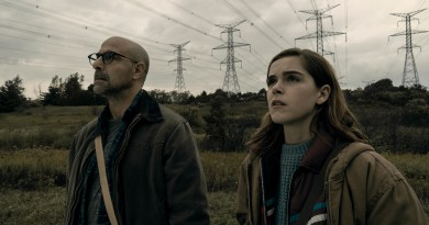 Netflix Film The Silence Review - 2019 - Kiernan Shipka
