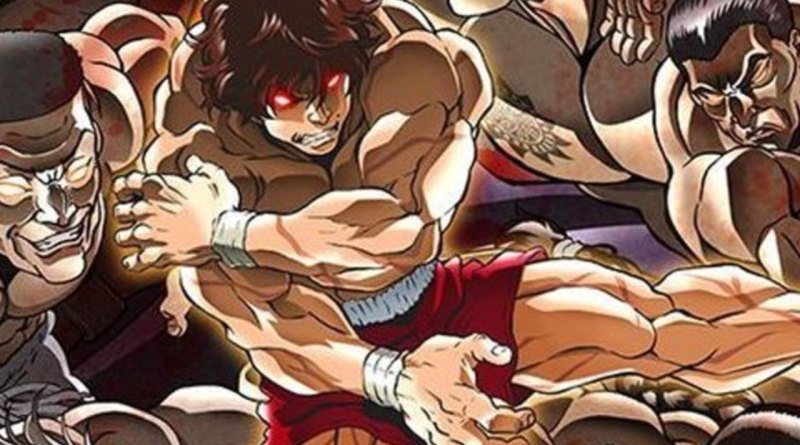 Baki Season 1 Part 2 Netflix Original Anime Series Review