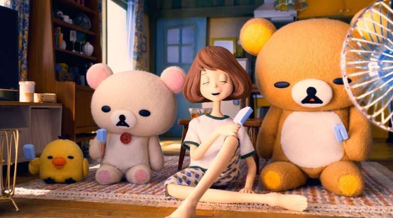 Rilakkuma and Kaoru Netflix Original Series review
