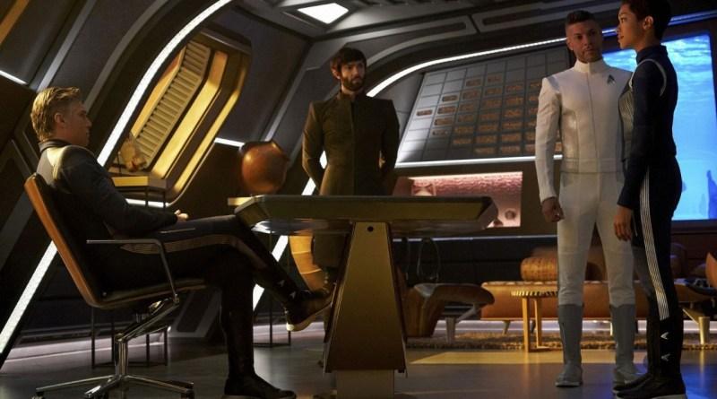 Star Trek: Discovery Season 2 Episode 11 Recap Perpetual Infinity