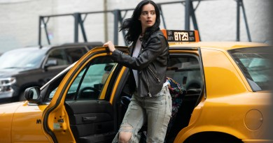 Marvel's Jessica Jones Season 3 Release Date and First-Look Images
