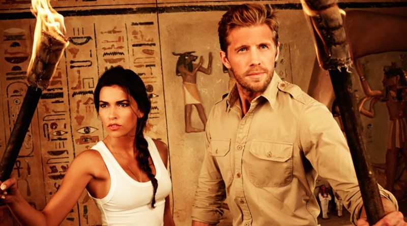 Blood & Treasure Recap The Curse of Cleopatra