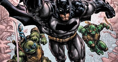 Batman/Teenage Mutant Ninja Turtles III Issue #1 review
