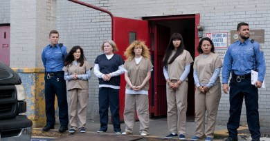 first look and date announced for Orange is the New Black season 7