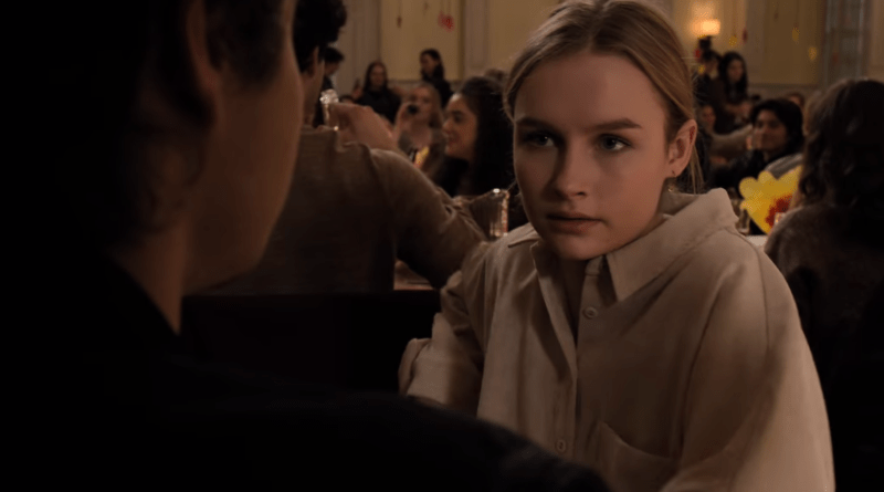 Image of Elle in The Society Episode 8 Poison Recap - Netflix Series