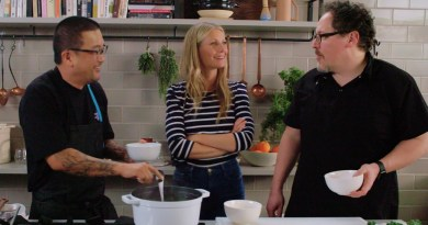 Netflix announces The Chef Show, lays the Chef's Table, and Feeds Phil again
