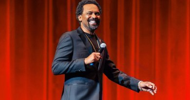 Mike Epps: Only One Mike - Netflix Special