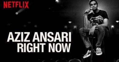 Aziz Ansari: Right Now Netflix Special
