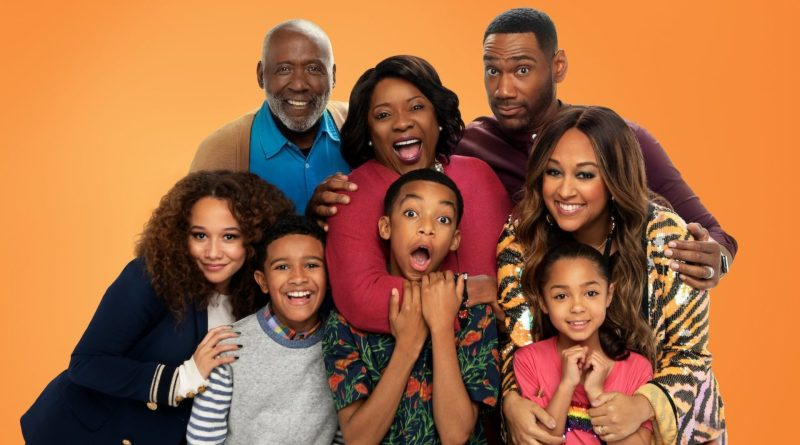 Netflix Series Family Reunion Season 1, Part 1