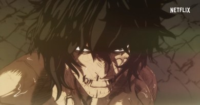 Netflix Anime Series Kengan Ashura season 1