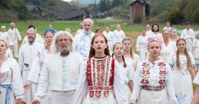 Three Ups and Three Downs in Midsommar