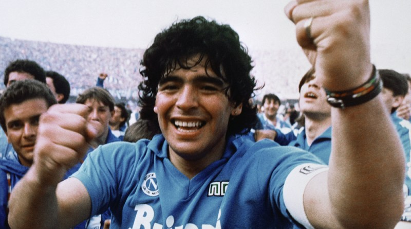 Diego Maradona Review