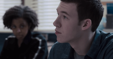 Netflix Series 13 Reasons Why Season 3, Episode 4 - Angry, Young and Man