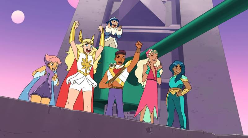 She-Ra and the Princesses of Power Season 3 Netflix Review