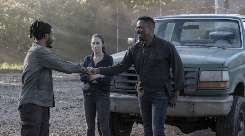 "Fear the Walking Dead season 5, episode 11 recap: ""You're Still Here"""