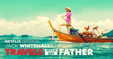 Jack Whitehall: Travels with My Father Season 3