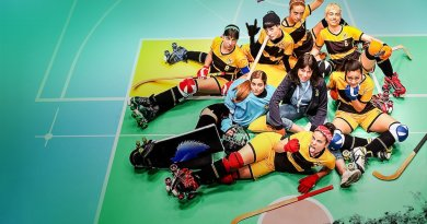 The Hockey Girls Season 1 review (Netflix)