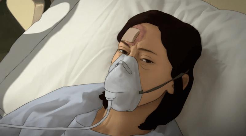 Amazon Prime Series Undone Season 1, Episode 2 - The Hospital