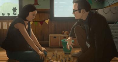 Amazon Prime Series Undone Season 1, Episode 3 - Handheld Blackjack