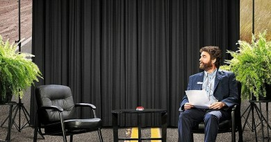 Between Two Ferns: The Movie (Netflix) second opinion