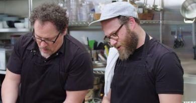 Netflix Series The Chef Show Season 2