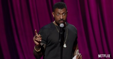 Netflix Special Deon Cole: Cole Hearted