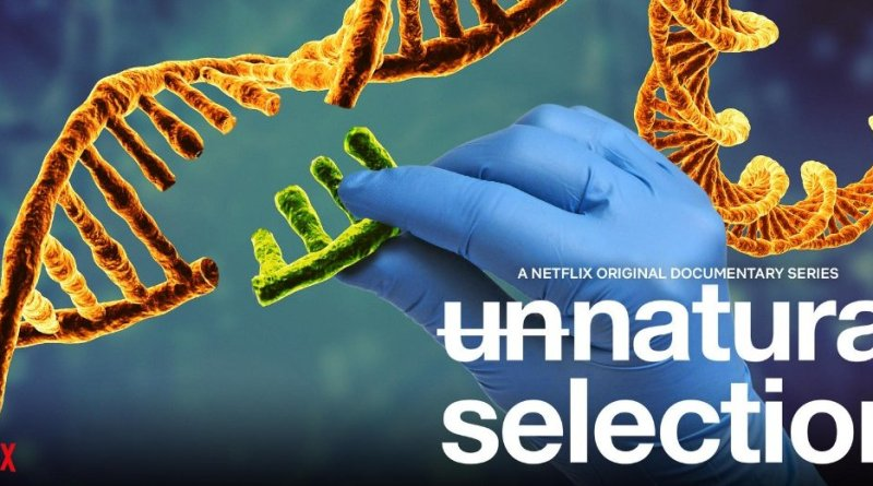 Netflix Series Unnatural Selection Season 1, Episode 1 - Cut, Paste, Life