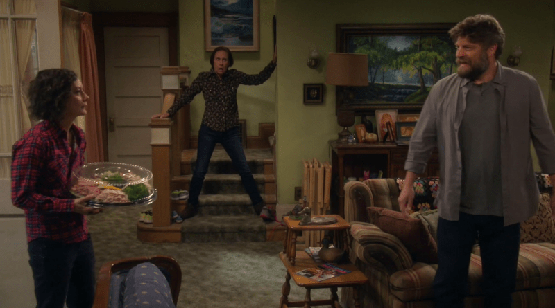 """The Conners (ABC) Season 2, Episode 2 recap: """"A Kiss Is Just A Kiss"""""""