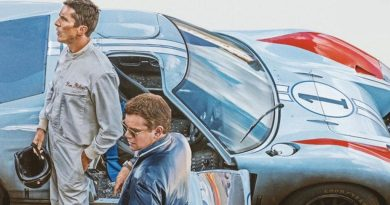 Le Mans '66 (Ford v Ferrari) Review: Ford Propaganda In Biopic Form