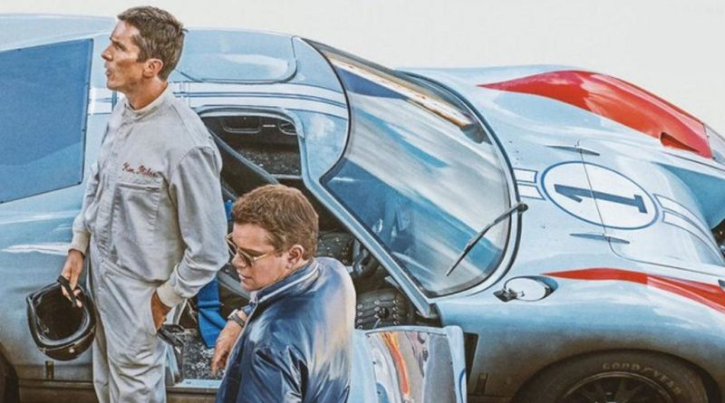 Le Mans '66 (Ford v Ferrari) Review: Ford Propaganda In Biopic Form