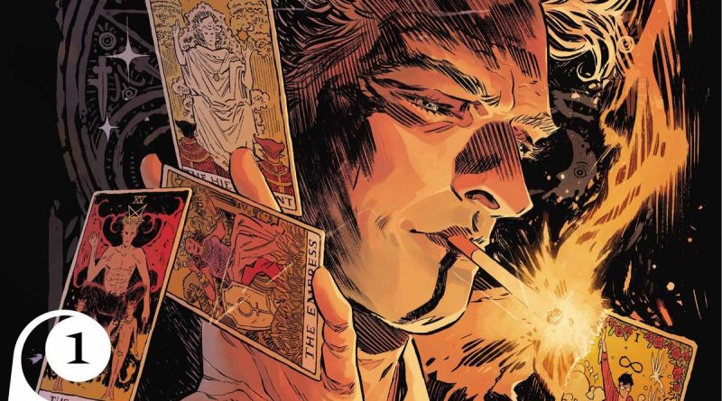 The Sandman Universe Presents: Hellblazer #1 Review