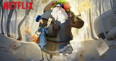 Netflix film Klaus - Christmas story