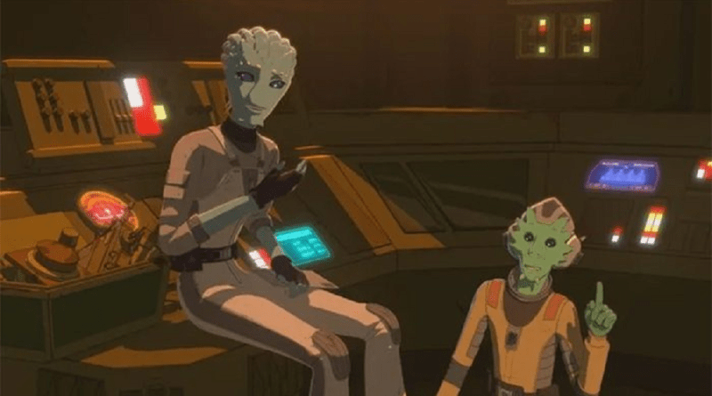 "Star Wars Resistance Season 2, Episode 5 recap: ""The Engineer"""