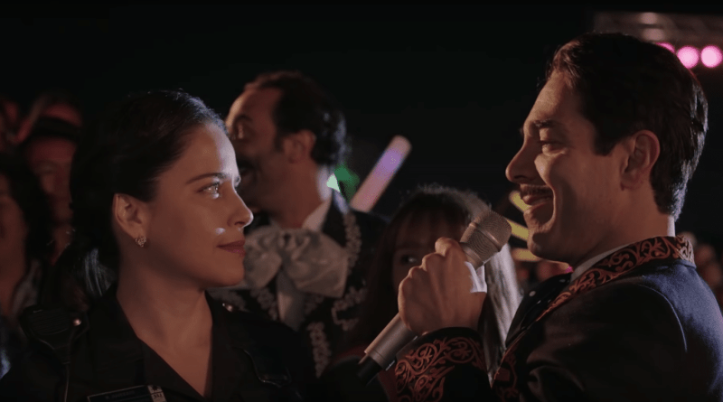 Netflix Mexican Film Como Caído Del Cielo.