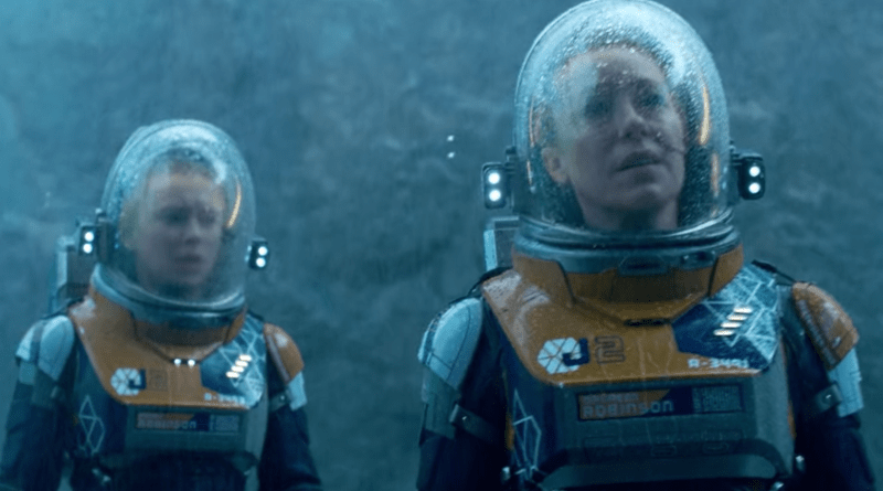 Netflix Series Lost in Space Season 2, Episode 2 - Precipice