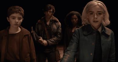 Netflix Series Chilling Adventures of Sabrina season 3, episode 1 - Chapter Twenty-One: The Hellbound Heart