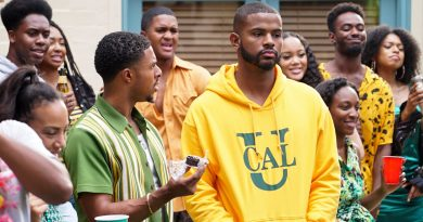 "Grown-ish season 3, episiode 1 recap - love triangle (take 2) in ""Crunch Time"""