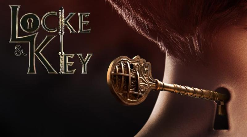Joe Hill's Locke And Key comic is coming to Netflix in February