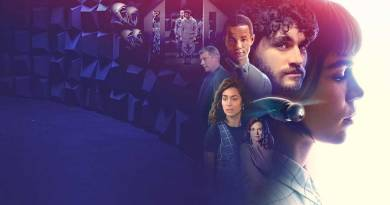 Omniscient (Netflix) review - how to solve a murder in a surveillance state