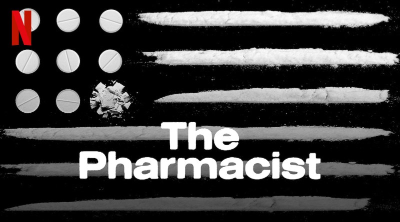 Netflix series The Pharmacist
