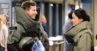 "Brooklyn Nine-Nine season 7, episode 4 recap - ""The Jimmy Jab Games II"""