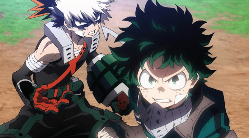 My Hero Academia: Heroes Rising review – an action-packed, super summer vacation