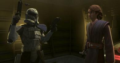 "Star Wars: The Clone Wars season 7, episode 2 recap - ""A Distant Echo"""