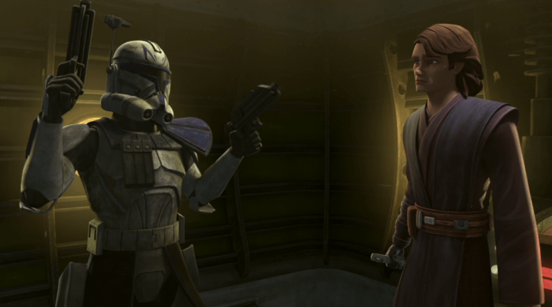 "Star Wars: The Clone Wars season 7, episode 2 recap - ""A Distant Echo"""